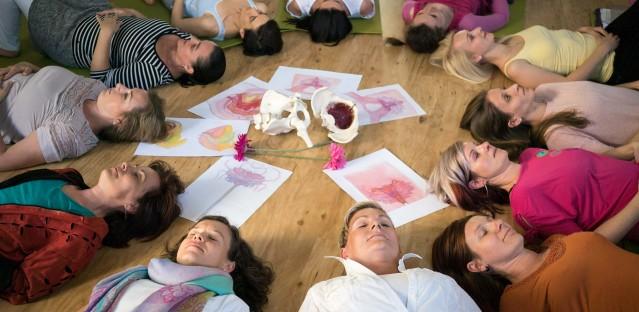 Tajemství pánevního dna (7. – 9. 10.)  pobytový víkendový sebezkušenostní zážitkový seminář